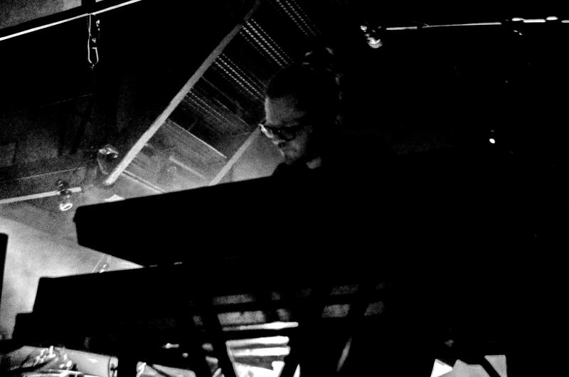Laibach live at Berghain, Berlin - Photo by Maša Jazbec