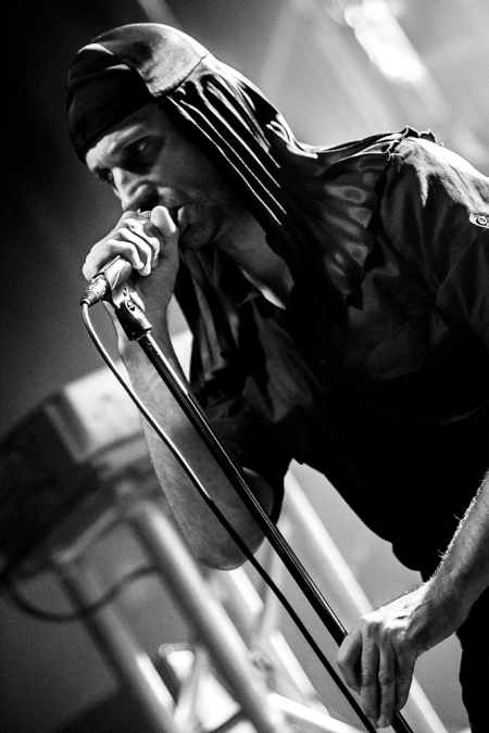 Laibach live in Dresden by Frank Buttenbender - 01