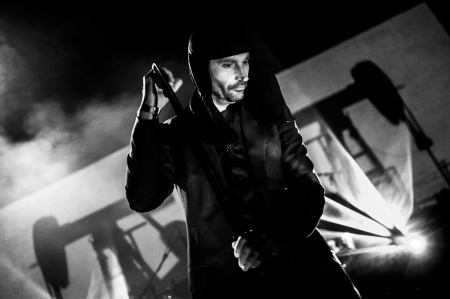 Laibach live in Dresden by Frank Buttenbender - 03