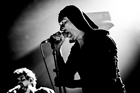 Laibach live in Dresden by Frank Buttenbender - 06
