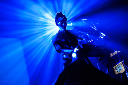 Laibach live in Dresden by Frank Buttenbender - 07