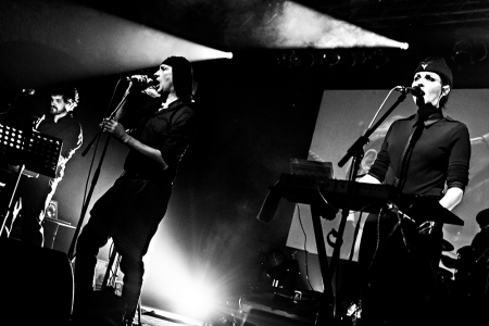 Laibach live in Dresden by Frank Buttenbender - 08