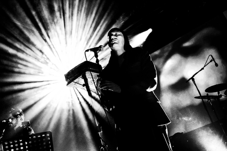 Laibach live in Dresden by Frank Buttenbender - 09
