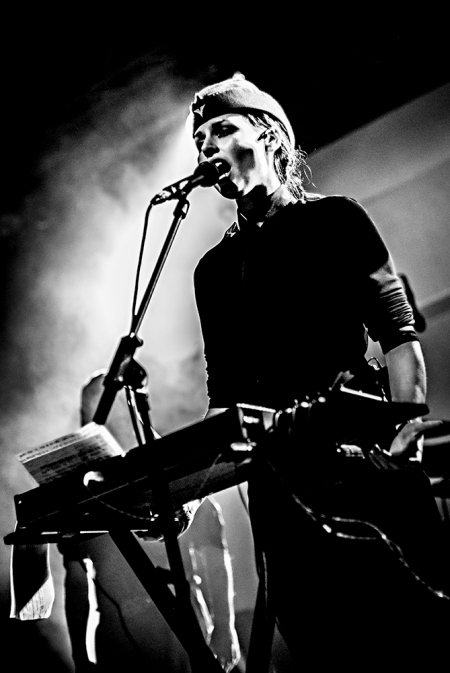 Laibach live in Dresden by Frank Buttenbender - 10