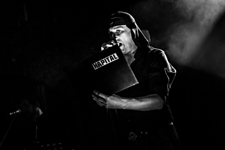 Laibach live in Dresden by Frank Buttenbender - 11