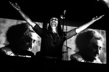 Laibach live in Dresden by Frank Buttenbender - 12