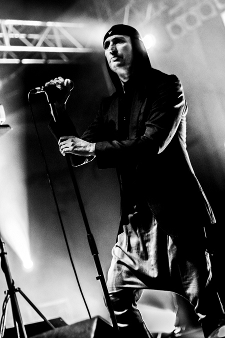 Laibach live in Dresden by Frank Buttenbender - 13