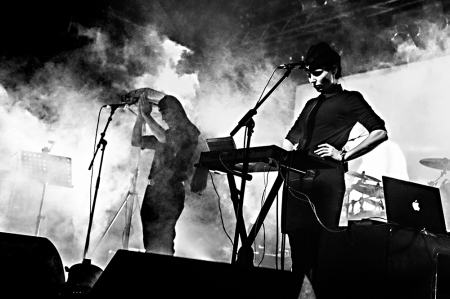 Laibach live in Dresden by Frank Buttenbender - 17