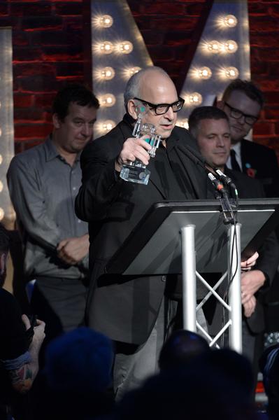Daniel Miller at AIM Awards 2012 - Photo by Martin McNeil