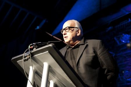 Daniel Miller at AIM Awards 2012- Photo by Ben Gibson